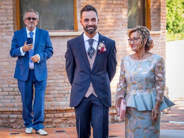 La boda de Toni y Maria en Vila-real/villarreal, Castellón 12