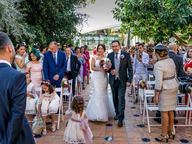La boda de Toni y Maria en Vila-real/villarreal, Castellón 13