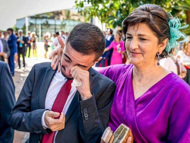 La boda de Toni y Maria en Vila-real/villarreal, Castellón 15