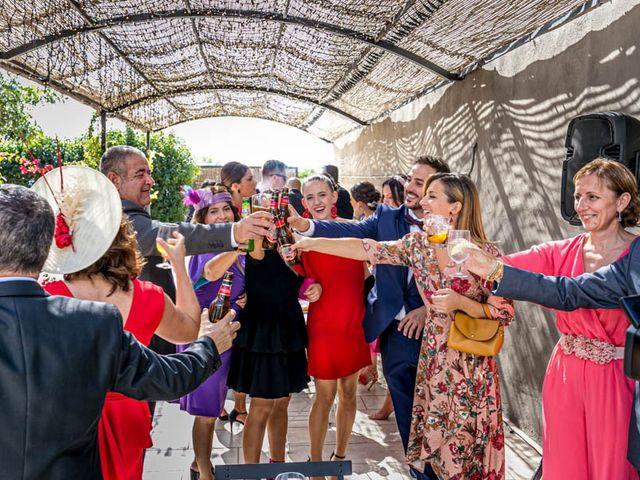 La boda de Toni y Maria en Vila-real/villarreal, Castellón 16