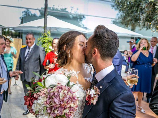 La boda de Toni y Maria en Vila-real/villarreal, Castellón 17
