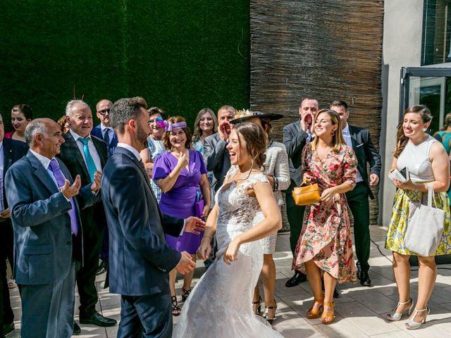 La boda de Toni y Maria en Vila-real/villarreal, Castellón 19