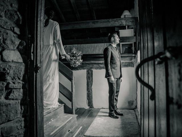 La boda de Ruben y Ana en Atxondo, Vizcaya 23