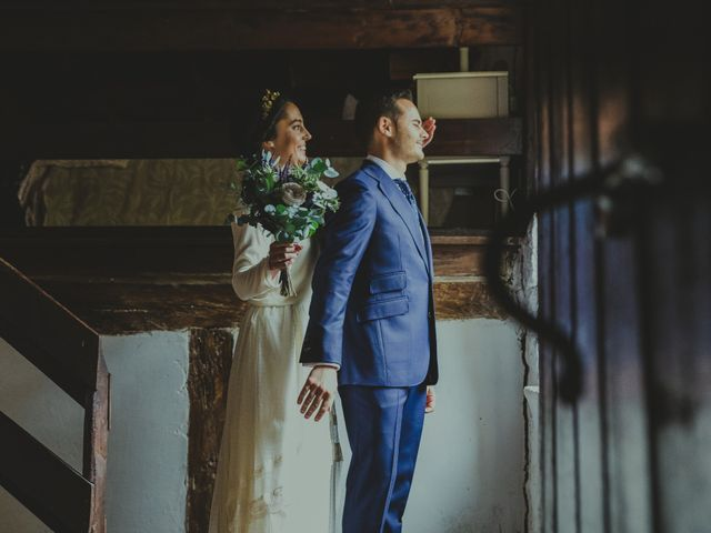 La boda de Ruben y Ana en Atxondo, Vizcaya 26