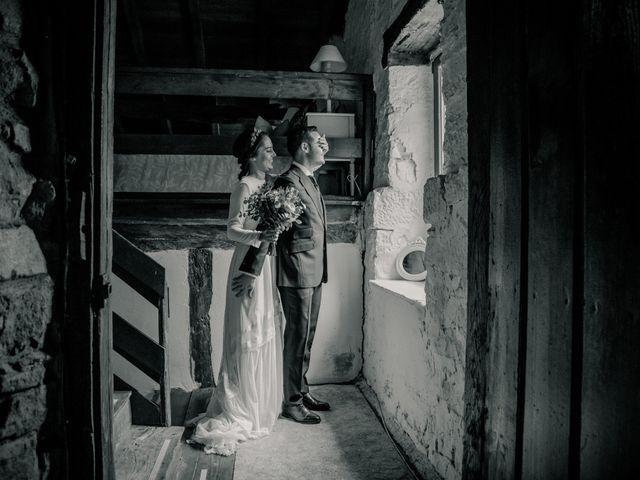 La boda de Ruben y Ana en Atxondo, Vizcaya 28