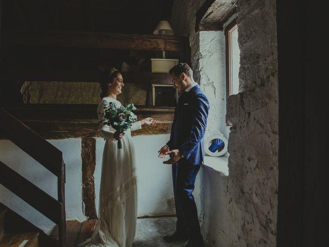 La boda de Ruben y Ana en Atxondo, Vizcaya 30