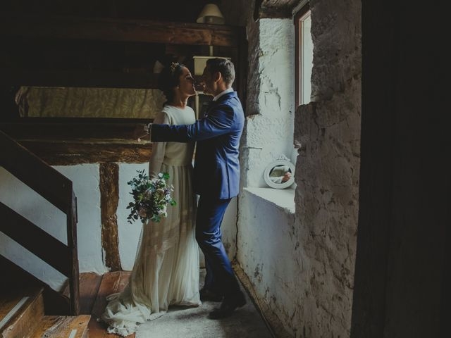 La boda de Ruben y Ana en Atxondo, Vizcaya 33