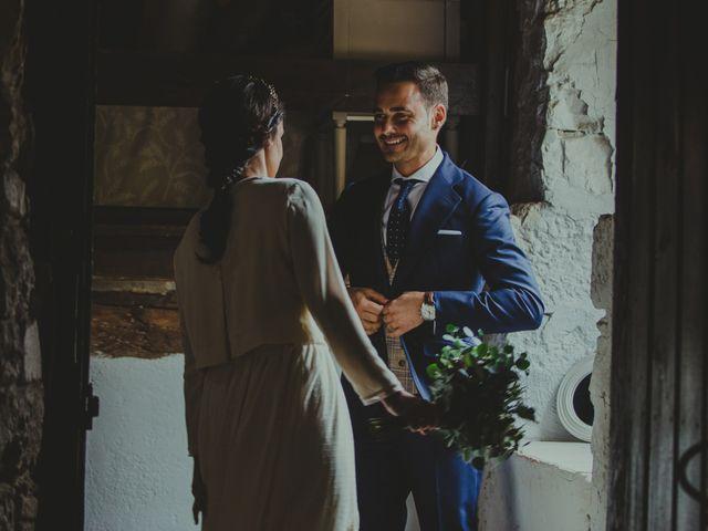 La boda de Ruben y Ana en Atxondo, Vizcaya 34