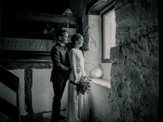 La boda de Ruben y Ana en Atxondo, Vizcaya 36