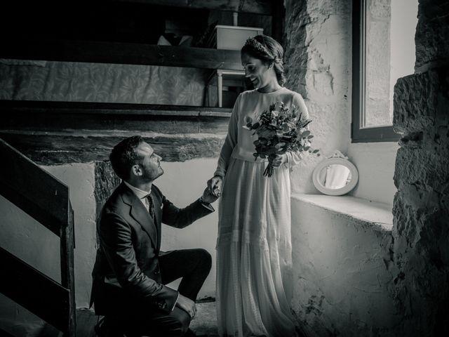 La boda de Ruben y Ana en Atxondo, Vizcaya 1