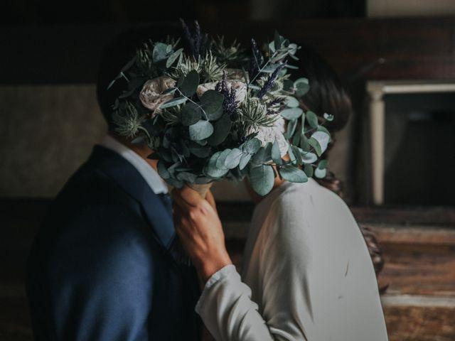 La boda de Ruben y Ana en Atxondo, Vizcaya 37