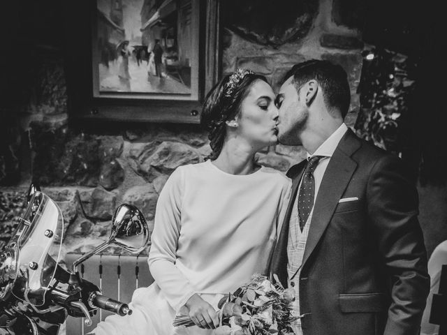 La boda de Ruben y Ana en Atxondo, Vizcaya 39