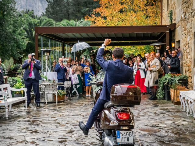 La boda de Ruben y Ana en Atxondo, Vizcaya 2