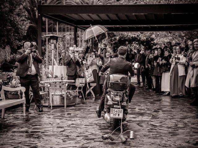 La boda de Ruben y Ana en Atxondo, Vizcaya 41