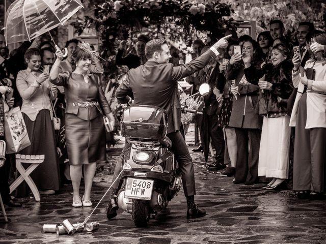 La boda de Ruben y Ana en Atxondo, Vizcaya 42