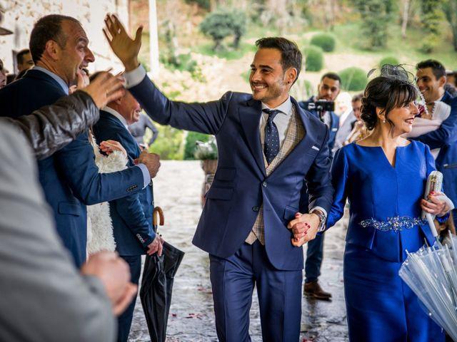 La boda de Ruben y Ana en Atxondo, Vizcaya 43
