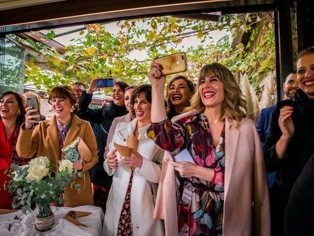 La boda de Ruben y Ana en Atxondo, Vizcaya 44