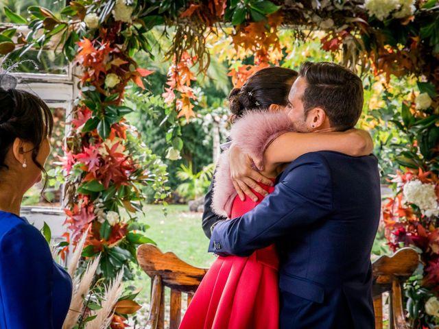 La boda de Ruben y Ana en Atxondo, Vizcaya 45