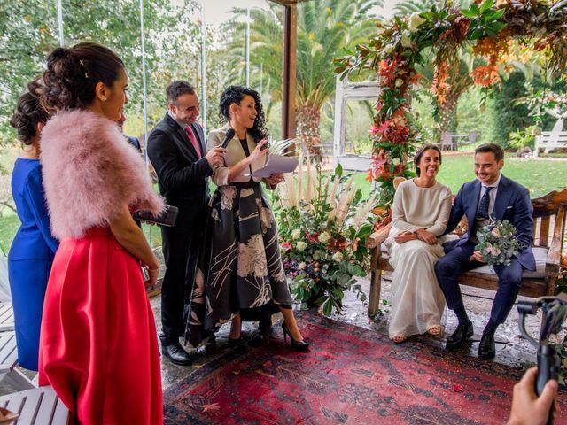 La boda de Ruben y Ana en Atxondo, Vizcaya 46