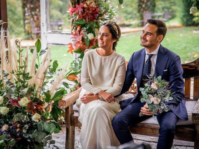 La boda de Ruben y Ana en Atxondo, Vizcaya 47