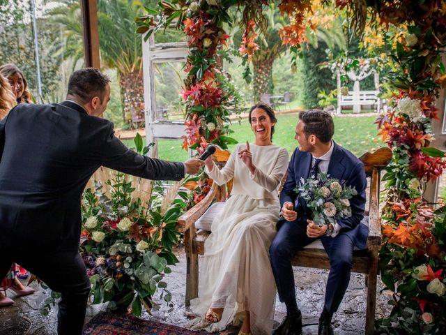 La boda de Ruben y Ana en Atxondo, Vizcaya 48