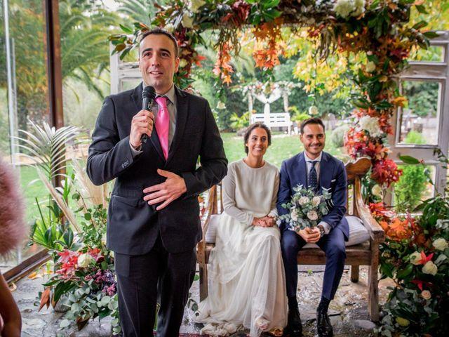 La boda de Ruben y Ana en Atxondo, Vizcaya 49