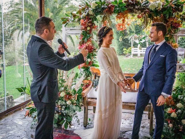 La boda de Ruben y Ana en Atxondo, Vizcaya 52