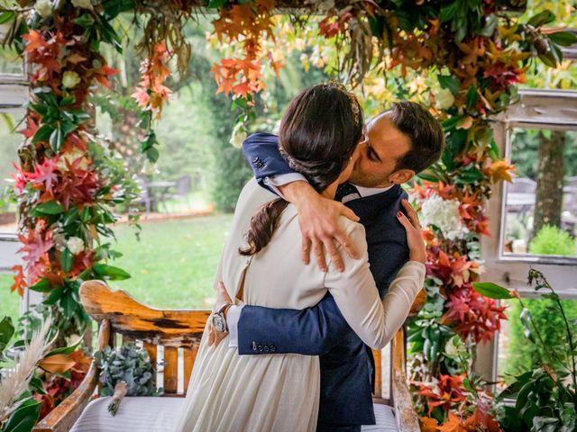 La boda de Ruben y Ana en Atxondo, Vizcaya 53