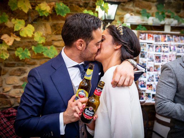 La boda de Ruben y Ana en Atxondo, Vizcaya 59