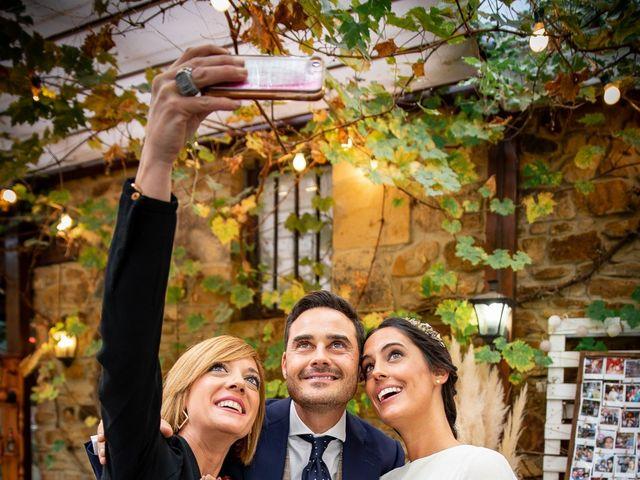 La boda de Ruben y Ana en Atxondo, Vizcaya 60