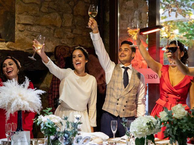 La boda de Ruben y Ana en Atxondo, Vizcaya 63