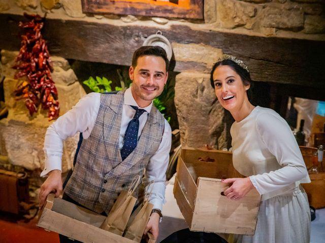La boda de Ruben y Ana en Atxondo, Vizcaya 65