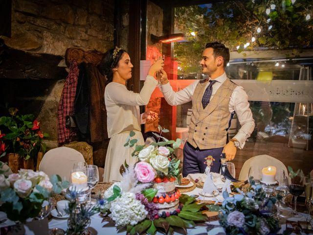 La boda de Ruben y Ana en Atxondo, Vizcaya 70