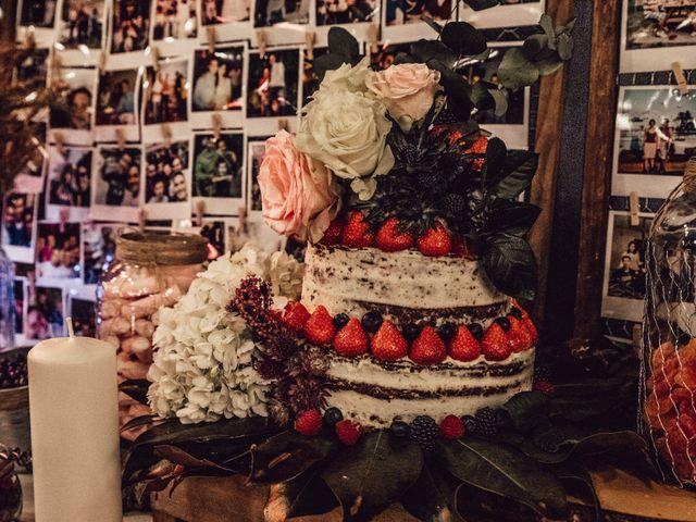 La boda de Ruben y Ana en Atxondo, Vizcaya 73