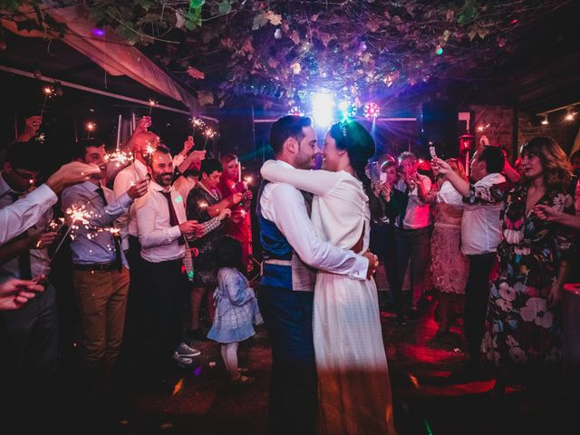 La boda de Ruben y Ana en Atxondo, Vizcaya 77