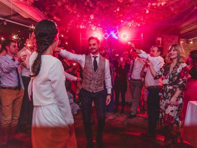La boda de Ruben y Ana en Atxondo, Vizcaya 78