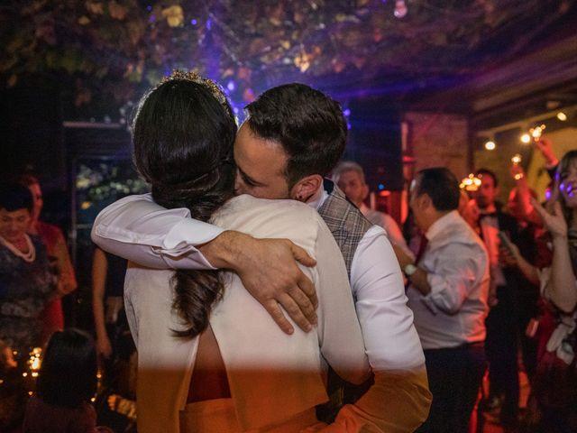 La boda de Ruben y Ana en Atxondo, Vizcaya 79
