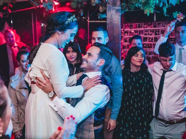 La boda de Ruben y Ana en Atxondo, Vizcaya 81