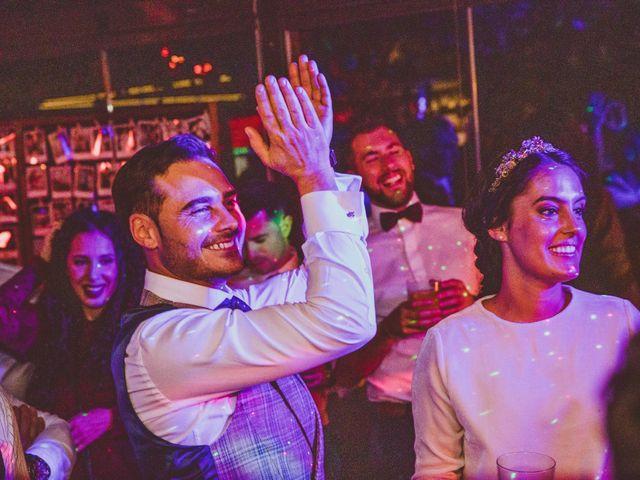 La boda de Ruben y Ana en Atxondo, Vizcaya 83