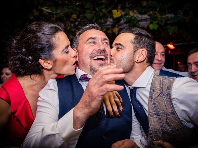 La boda de Ruben y Ana en Atxondo, Vizcaya 86