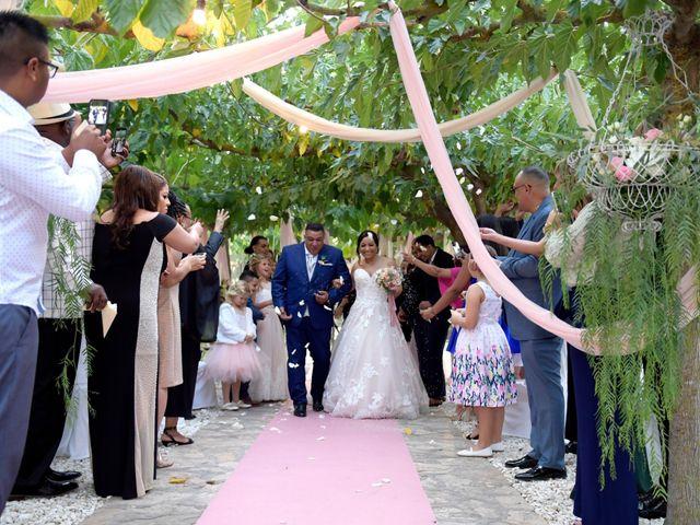 La boda de Lisa y Rene en Deltebre, Tarragona 31