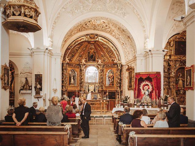 La boda de Joaquin y Trini en Pedraza, Segovia 10