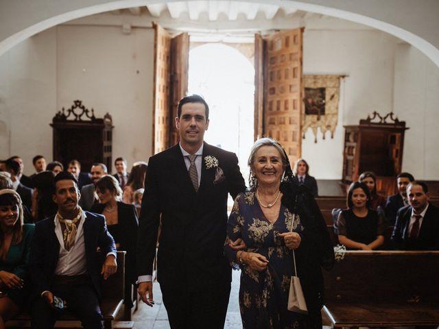 La boda de Joaquin y Trini en Pedraza, Segovia 11