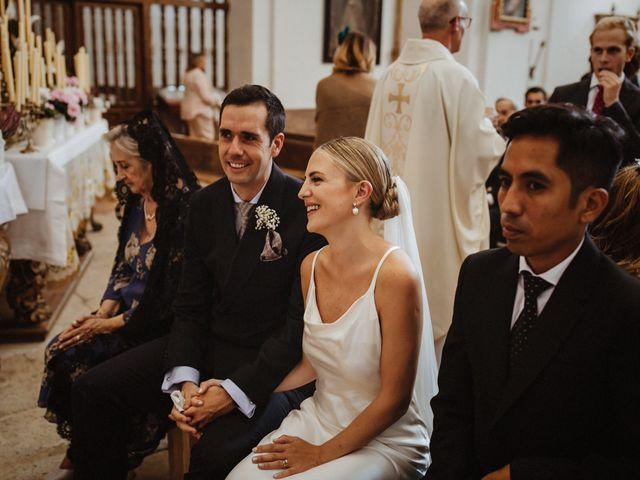 La boda de Joaquin y Trini en Pedraza, Segovia 13