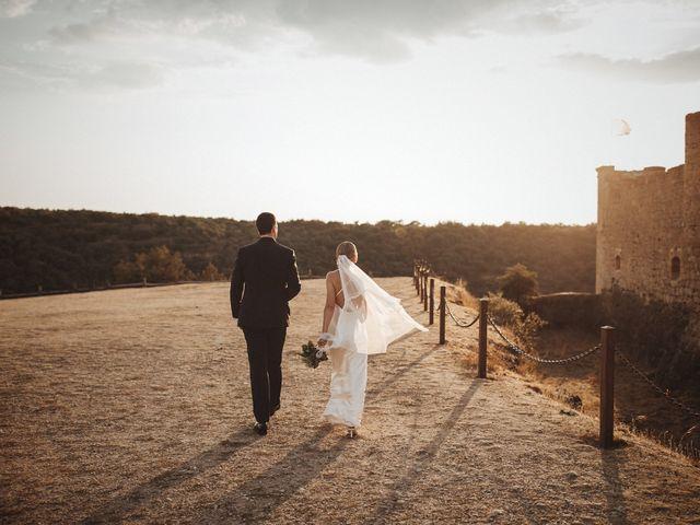 La boda de Joaquin y Trini en Pedraza, Segovia 17