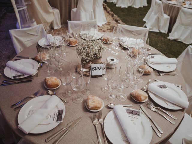 La boda de Joaquin y Trini en Pedraza, Segovia 24