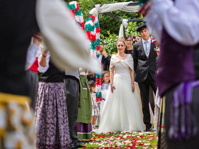 La boda de Imanol y Sofía en Vitoria-gasteiz, Álava 17
