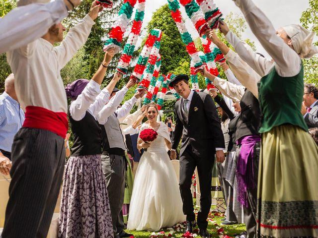 La boda de Imanol y Sofía en Vitoria-gasteiz, Álava 18