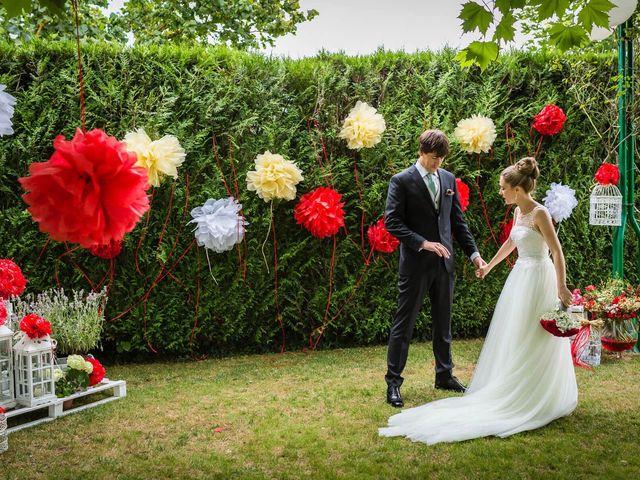La boda de Imanol y Sofía en Vitoria-gasteiz, Álava 20