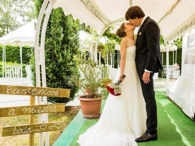 La boda de Imanol y Sofía en Vitoria-gasteiz, Álava 28